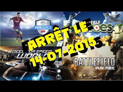 Fifa World Beta free to plus pour longtemp !!....