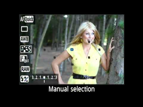 Canon 60D Live View Focus Tutorial | Training DVD Video Lessons for 60 D