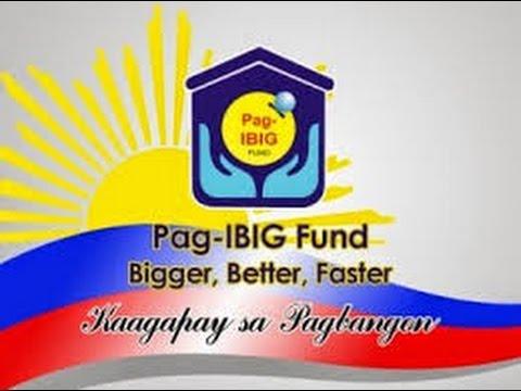 Pag ibig Registration Online