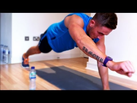 6 Steps to 6 Pack in 6 Minutes