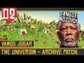The Universim Patch Archive - Sangue no Chão Sangue nos olhos! [Gameplay em Português PT-BR]