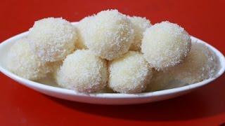 #x202b;حلوى سهلة بدون فرن / حلوى الرافايلو / حلويات العيد مع طبخ ليلى#x202c;lrm;