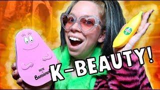 K-Beauty & J-Beauty Haul!