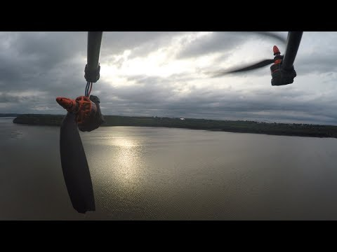Hexacopter Mid-Air Motor Failure