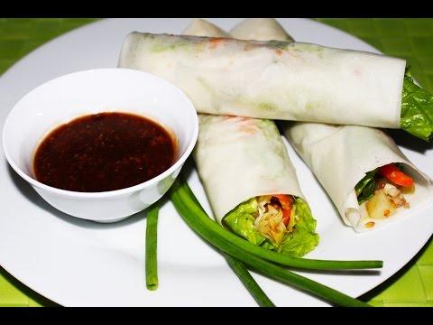 How to Cook Lumpiang Sariwa (Fresh Lumpia) Recipe