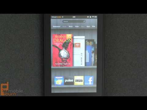 Amazon Kindle Fire 6.3.1 firmware update with Parental Controls