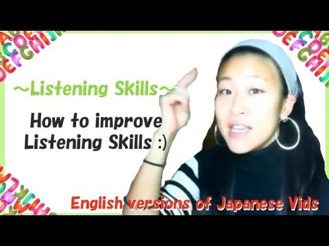 Tips to Improve Listening Skills