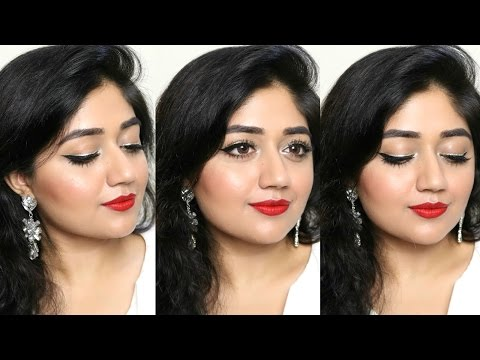 Party Makeup Tutorial for Indian skin | corallista