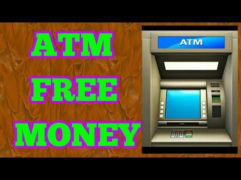 Free ATM money