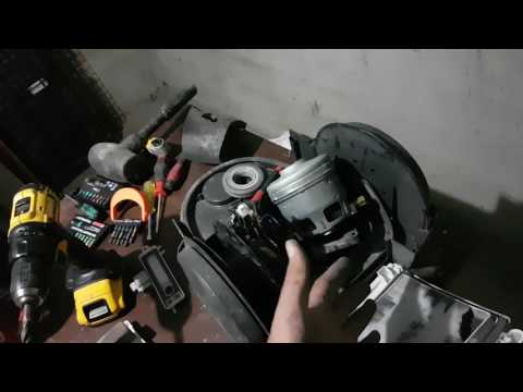 Vacuum Cleaner Burning Smell Diagnose and Repair