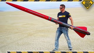 Taping a Smartphone To A 10 Ft Rocket (#ad)
