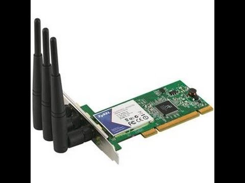 How To - Installing The PCI Wireless Card