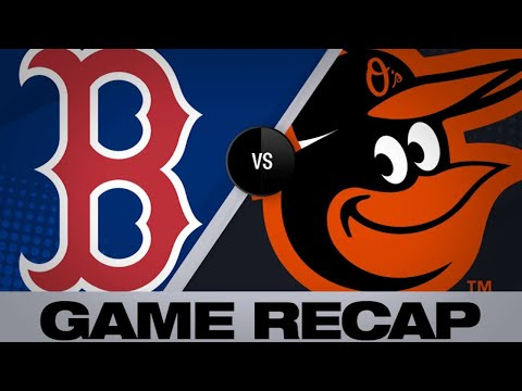 Xxx Mp4 Red Sox 39 S Offense Erupts Late In 8 6 Win Red Sox Orioles Game Highlights 6 16 19 3gp Sex