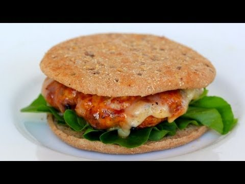 Clean Eating Sweet and Smokey Turkey Burgers