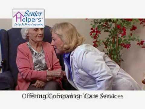Senior Helpers In Home Health Care Salem, OR TV Spot.wmv