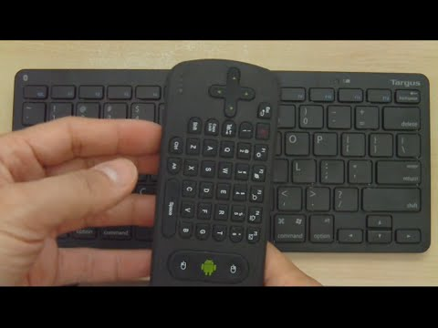Targus Bluetooth Keyboard Model AKB33US Review - For iPhone, iPad, and Android Phones and Tablets