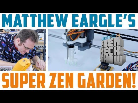 Zen Garden Gantry with Matthew Eargle