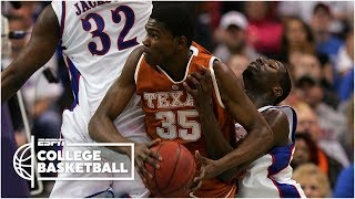 [Archives] Kevin Durant posts 37 and 10 on Kansas during Big 12 championship game | ESPN Archives