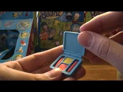 Opening Single Packs of Gomu Erasers ... Whole Box of Collectible Erasers ... Part 2 of 4