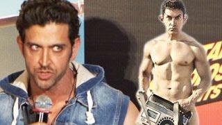 Hrithik Roshan SHOCKING Comment on Aamir Khan
