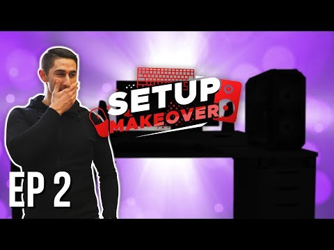 Revealing the New Setup for Subscriber! - Setup Makeover