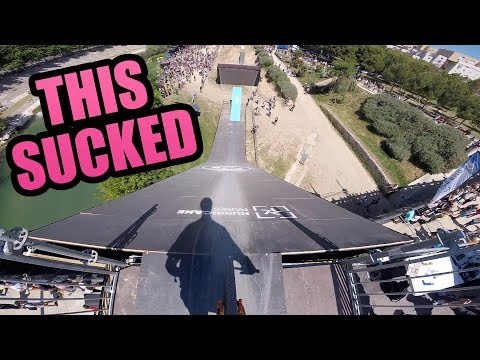 THIS SUCKED SO MUCH - FISE MTB SLOPESTYLE