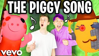 ULTIMATE ROBLOX PIGGY SONG! (Official LankyBox Music Video)