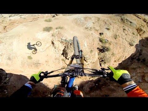 GoPro: Brendan Fairclough Launching Over A Canyon Gap