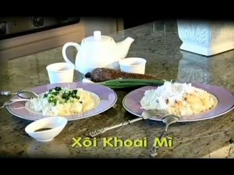 Xôi Khoai Mì - Xuân Hồng