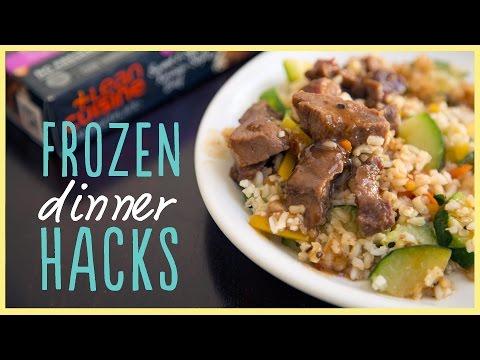 EAT | Frozen Dinner Hacks