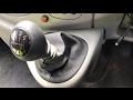 Vauxhall Vivaro Renault Traffic Floppy Loose Gear Lever Nissan PRIMASTAR How to Repair