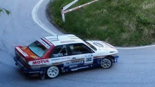 7° VALSUGANA HISTORIC CLASSIC RALLY - pure engine sound