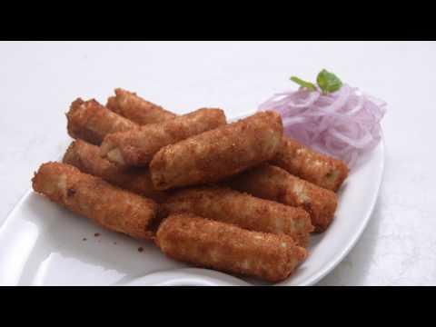 Rumali Roti Spring Rolls - TAMIL