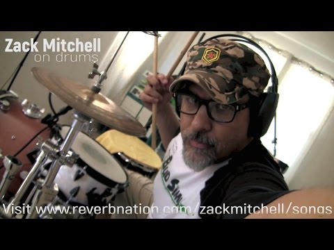 My approach to Drumming - Zack Mitchell
