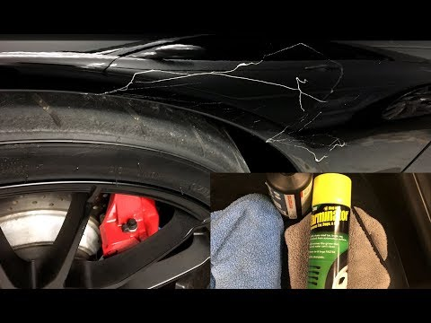 How to Remove Gum from Car Paint in Less than Five Minutes