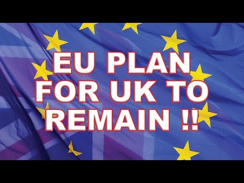 😡EU Making preparations for the UK to Remain!😡