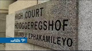 Justice Minister Michael Masutha speaks on NPA court decision