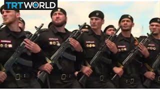 Chechnya's war in Syria