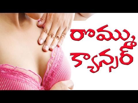 Breast Cancer Causes, Symptoms In Telugu రొమ్ము కేన్సర్ కు గురి చేసే కారణాలు