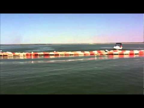 WaveEater Test Lake Buchanan, TX
