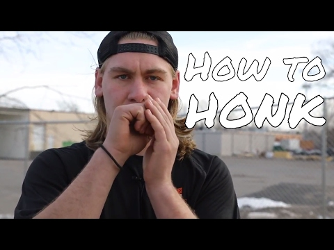 How to Goose Call | The Honk