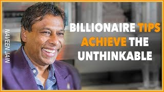 Achieve The Unthinkable with Naveen Jain and Lewis Howes