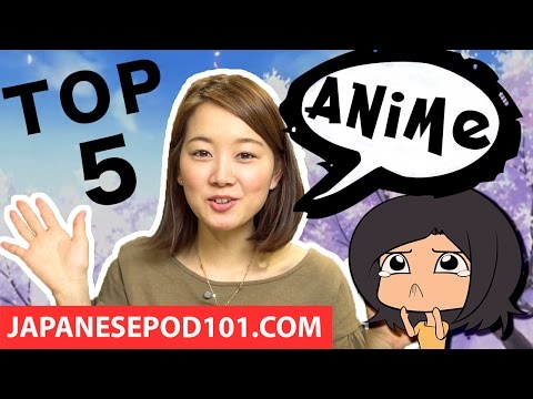 Top 5 Best Anime That Will Help You Learn Japanese