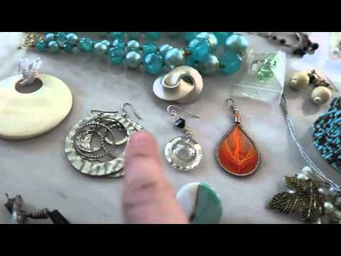 Thrifty Thursday - Jewelry Finds at Goodwill?