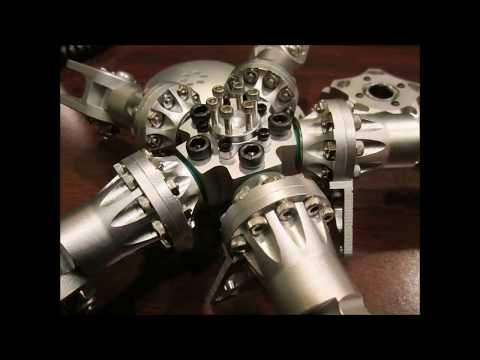 5-BLADE ROTOR HEAD for 700 size HELICOPTER
