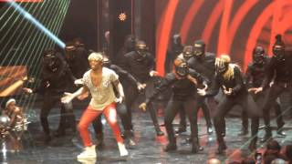 Somizi''Somgaga'' performs at Idols SA 2015, Season 11