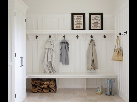 DIY Mudroom Bench and Lockers Part 4 On a Budget