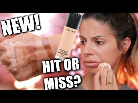 NEXT TO NOTHING BALM FOUNDATION MAC COSMETICS | HIT OR MISS??