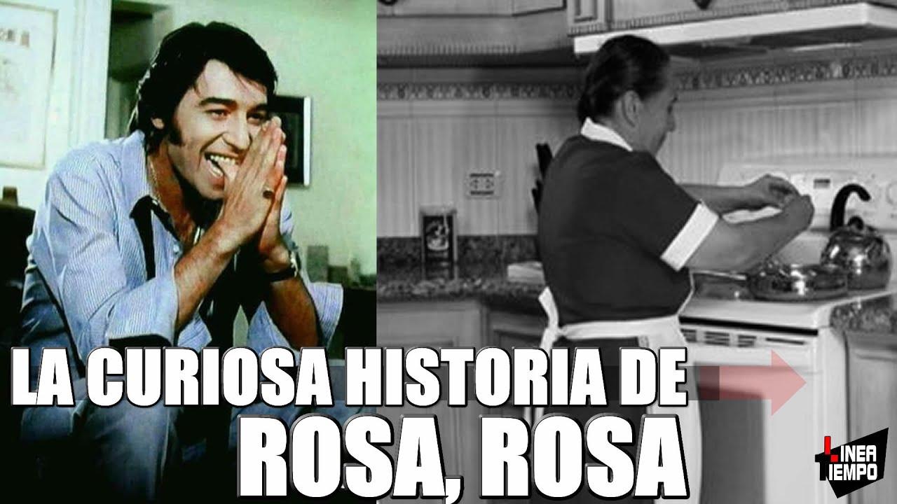 SANDRO Y LA INSOLITA HISTORIA DE ROSA ROSA!