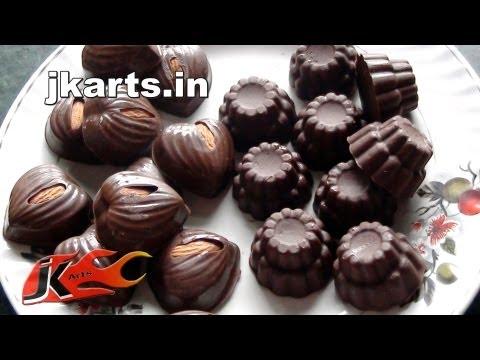 047 Homemade Molded Chocolate recipes - JK Arts